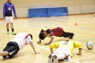 スポーツ交流館で練習6月1日